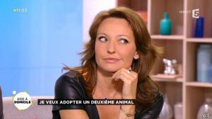 Valérie Durier dans la Quotidienne - 23/04/14 - 15