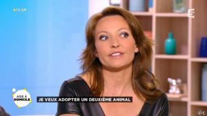 Valérie Durier dans la Quotidienne - 23/04/14 - 17