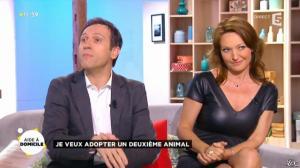 Valérie Durier dans la Quotidienne - 23/04/14 - 19