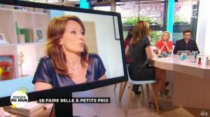 Valérie Durier dans la Quotidienne - 23/04/14 - 24