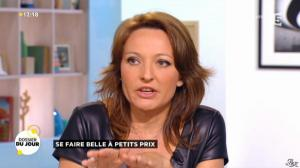 Valérie Durier dans la Quotidienne - 23/04/14 - 25