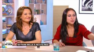 Valérie Durier dans la Quotidienne - 23/04/14 - 28