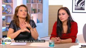 Valérie Durier dans la Quotidienne - 23/04/14 - 30