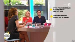 Valérie Durier dans la Quotidienne - 23/04/14 - 32