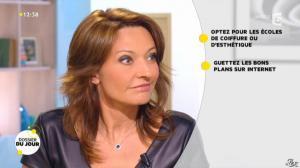 Valérie Durier dans la Quotidienne - 23/04/14 - 33
