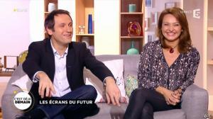 Valérie Durier dans la Quotidienne - 27/11/13 - 01