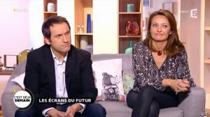 Valérie Durier dans la Quotidienne - 27/11/13 - 02