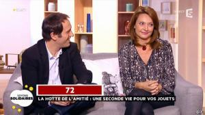 Valérie Durier dans la Quotidienne - 27/11/13 - 04