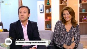 Valérie Durier dans la Quotidienne - 28/01/14 - 01