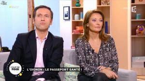 Valérie Durier dans la Quotidienne - 28/01/14 - 04