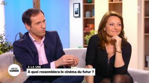 Valérie Durier dans la Quotidienne - 28/02/14 - 05