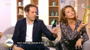 Valérie Durier dans la Quotidienne - 28/10/13 - 12
