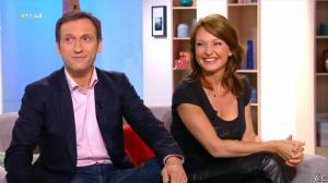 Valérie Durier dans la Quotidienne - 30/04/14 - 05