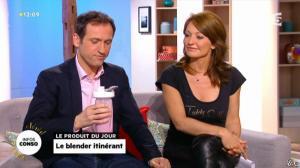 Valérie Durier dans la Quotidienne - 30/04/14 - 24