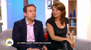 Valérie Durier dans la Quotidienne - 30/04/14 - 30