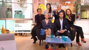 Valérie Durier dans la Quotidienne - 30/10/13 - 01