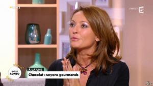 Valérie Durier dans la Quotidienne - 30/10/13 - 04