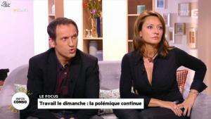 Valérie Durier dans la Quotidienne - 30/10/13 - 09