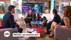 Valérie Durier et Maya Lauqué dans la Quotidienne - 21/11/13 - 07