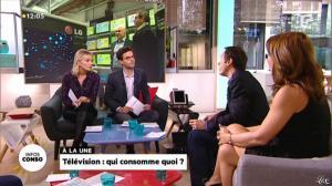 Valérie Durier et Maya Lauqué dans la Quotidienne - 21/11/13 - 08