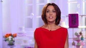 Virginie Guilhaume dans Qui Sera le Meilleur Pâtissier - 03/06/14 - 02