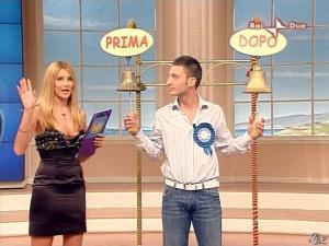 Adriana Volpe dans Mezzogiorno in Famiglia - 22/12/07 - 06