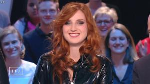 Alison Wheeler dans le Grand Journal de Canal Plus - 03/03/15 - 06