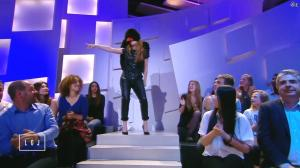 Alison Wheeler dans le Grand Journal de Canal Plus - 03/06/15 - 01