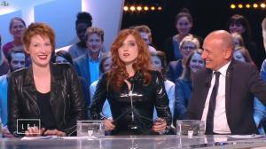 Alison Wheeler et Natacha Polony dans le Grand Journal de Canal Plus - 03/03/15 - 04