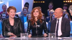 Alison Wheeler et Natacha Polony dans le Grand Journal de Canal Plus - 03/03/15 - 05