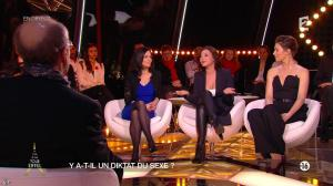 Anna Polina dans Un Soir à la Tour Eiffel - 11/02/15 - 08