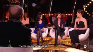 Anna Polina dans un Soir à la Tour Eiffel - 11/02/15 - 09