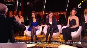 Anna Polina dans Un Soir à la Tour Eiffel - 11/02/15 - 10