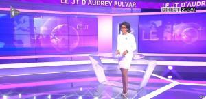 Audrey Pulvar dans le JT - 15/06/15 - 01
