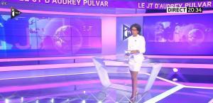 Audrey Pulvar dans le JT - 15/06/15 - 03