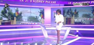 Audrey Pulvar dans le JT - 15/06/15 - 04