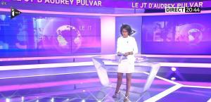 Audrey Pulvar dans le JT - 15/06/15 - 05