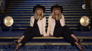Brigitte dans la Télé Chante pour le Sidaction - 28/03/15 - 01