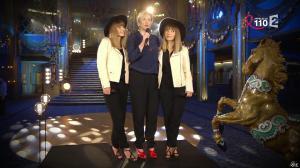 Brigitte dans la télé Chante pour le Sidaction - 28/03/15 - 05