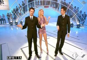 Ilary Blasi dans le Iene - 06/02/09 - 02