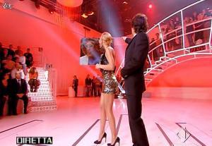 Ilary Blasi dans le Iene - 11/11/08 - 06