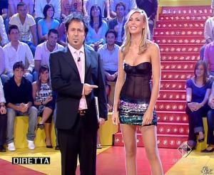 Ilary Blasi dans Mai Dire Candid - 13/09/07 - 05