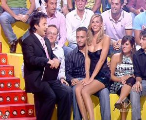 Ilary Blasi dans Mai Dire Candid - 13/09/07 - 06
