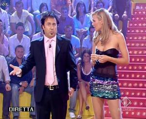 Ilary Blasi dans Mai Dire Candid - 13/09/07 - 09