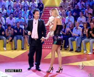 Ilary Blasi dans Mai Dire Candid - 13/09/07 - 10