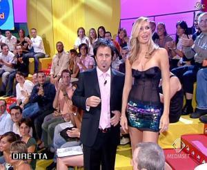 Ilary Blasi dans Mai Dire Candid - 13/09/07 - 12