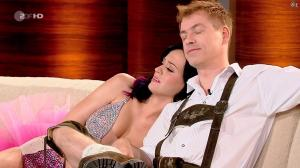 Katy Perry dans Wetten Dass - 02/10/10 - 06