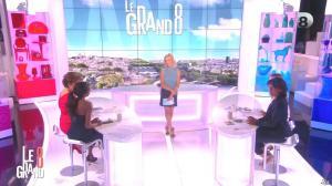 Laurence Ferrari, Hapsatou Sy et Audrey Pulvar dans le Grand 8 - 01/07/15 - 03