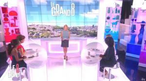 Laurence Ferrari, Hapsatou Sy et Audrey Pulvar dans le Grand 8 - 01/07/15 - 05