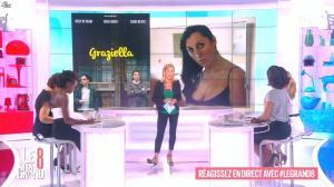 Laurence Ferrari, Hapsatou Sy et Audrey Pulvar dans le Grand 8 - 02/06/15 - 02